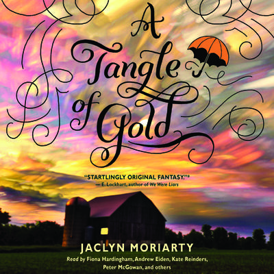 A Tangle of Gold: Book 3 of the Colors of Madeleine