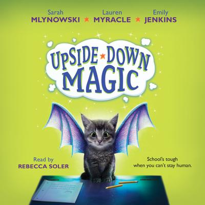 Upside-Down Magic #1