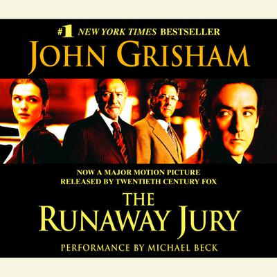 The Runaway Jury - Abridged