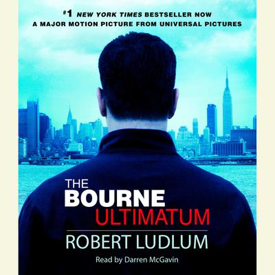 The Bourne Ultimatum (Jason Bourne Book #3) - Abridged