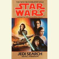 Jedi Search: Star Wars (The Jedi Academy) - Abridged