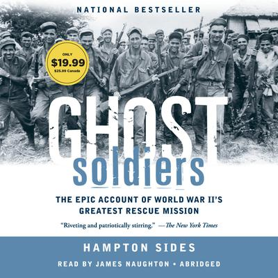 Ghost Soldiers - Abridged
