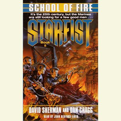 Starfist: School of Fire - Abridged
