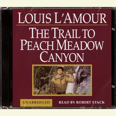 A Trail to Peachmeadow Canyon