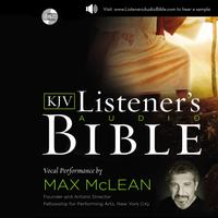 The KJV, Listener's Audio Bible, Audio Download