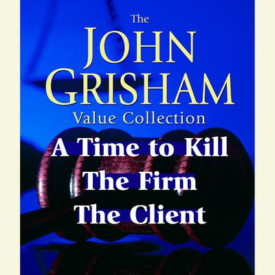 John Grisham Value Collection - Abridged