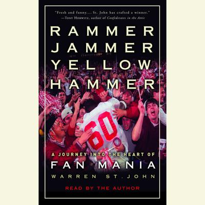 Rammer Jammer Yellow Hammer - Abridged