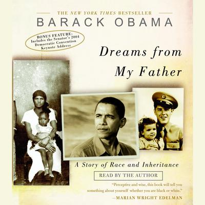Dreams from My Father - Abridged