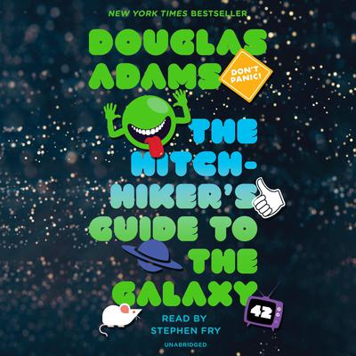 why the hitchhikers guide to the galaxy by douglas adams is a great book Get the audible audio editions of the hitchhiker's guide to the galaxy series from the audiblecouk great book, narrator made me douglas adams' hitchhiker's.