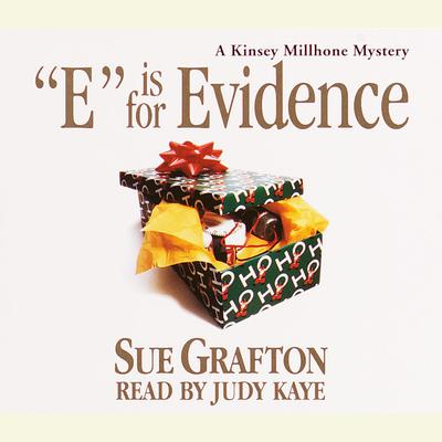 E Is for Evidence - Abridged