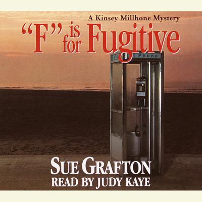 F Is for Fugitive - Abridged