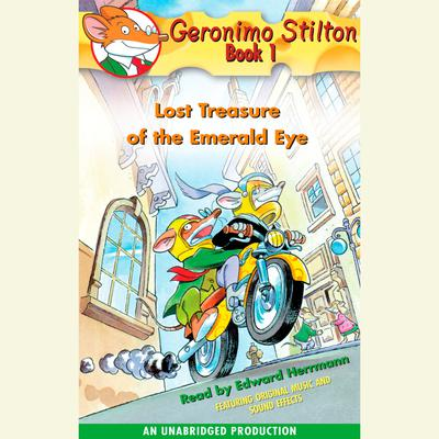 Geronimo Stilton Book 1: Lost Treasure of the Emerald Eye