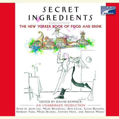 Secret Ingredients - Abridged