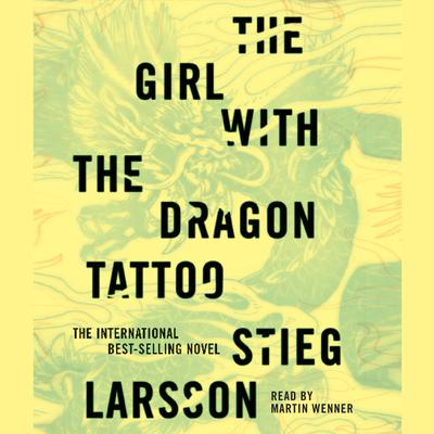 The Girl with the Dragon Tattoo - Abridged