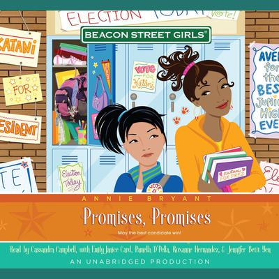 Beacon Street Girls #5: Promises, Promises