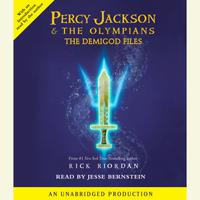 Percy Jackson: The Demigod Files