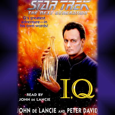 Star Trek: The Next Generation: IQ - Abridged