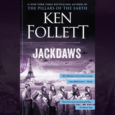 an analysis of jackdaws by ken follet