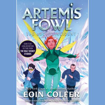 Artemis Fowl 2: The Arctic Incident