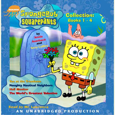 Spongebob Squarepants Collection: Books 1-4