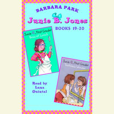 Junie B. Jones: Books 19-20