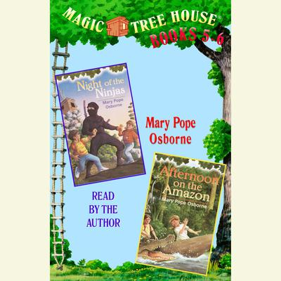 Magic Tree House: Books 5 and 6