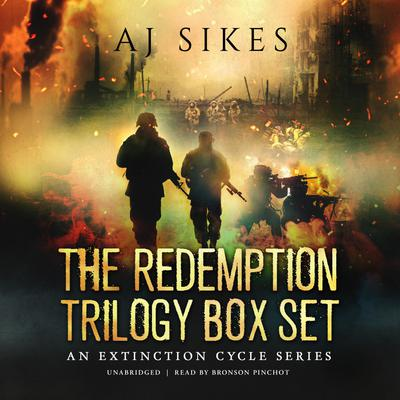 The Redemption Trilogy Box Set