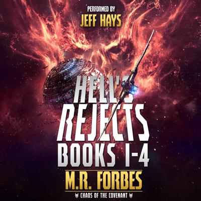 Hell's Rejects, Books 1-4