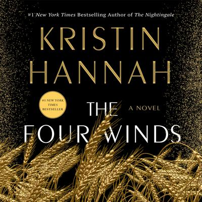 Cover art: The Four Winds by Kristin Hannah