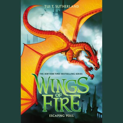 Wings of Fire, Book #8: Escaping Peril