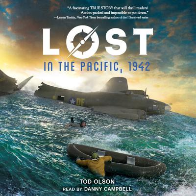 Lost in the Pacific: Not a Drop to Drink (Lost #1)