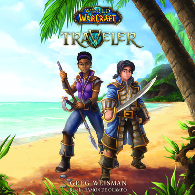 World of Warcraft, Novel #1: Traveler