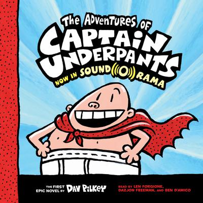 Captain Underpants #1: The Adventures of Captain Underpants