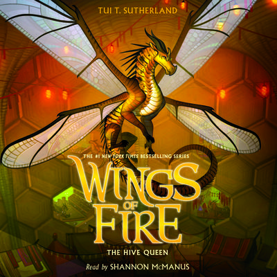 Wings of Fire, Book #12: The Hive Queen