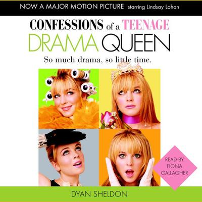 Confessions of a Teenage Drama Queen - Abridged