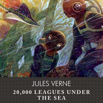 20,000 Leagues Under the Sea, with eBook