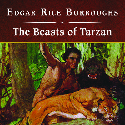 The Beasts of Tarzan, with eBook