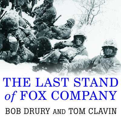 the last stand of fox company 2 essay The 2nd battalion, 7th marines (2/7) is a light infantry battalion of the united states marine corps they are based at the marine corps air ground combat center twentynine palms and consist of approximately 1,200 marines and sailors.