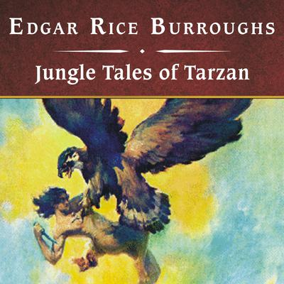 Jungle Tales of Tarzan, with eBook