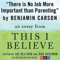 There is No Job More Important than Parenting