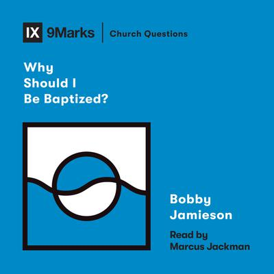 Why Should I Be Baptized?