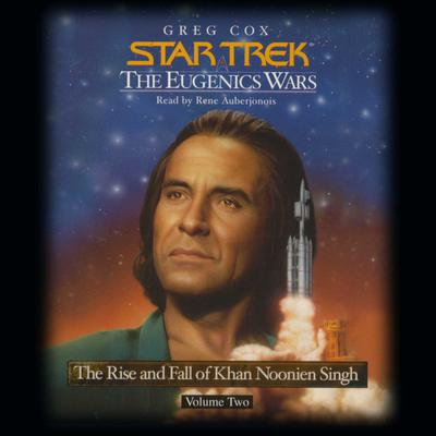 STAR TREK: THE EUGENICS WARS, VOLUME #2