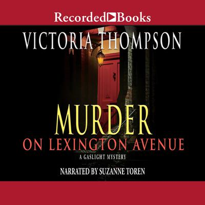Murder on Lexington Avenue