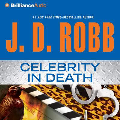 Celebrity in Death - Abridged