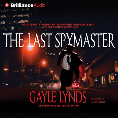 The Last Spymaster - Abridged