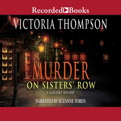 Murder on Sisters Row