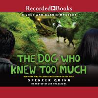 The Dog Who Knew Too Much