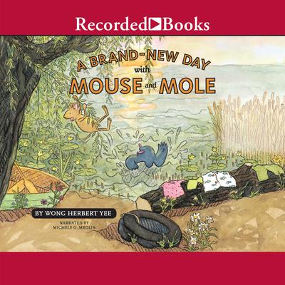 Brand New Day with Mouse-Mole