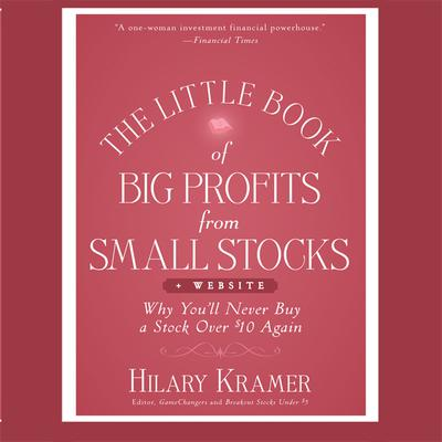 The Little Book Big Profits from Small Stocks + Website