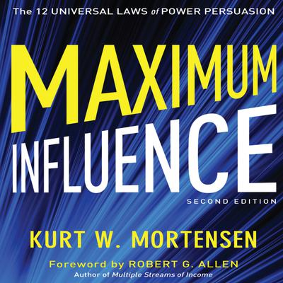 Maximum Influence 2nd Edition